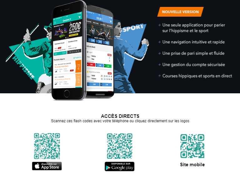 Genybet app