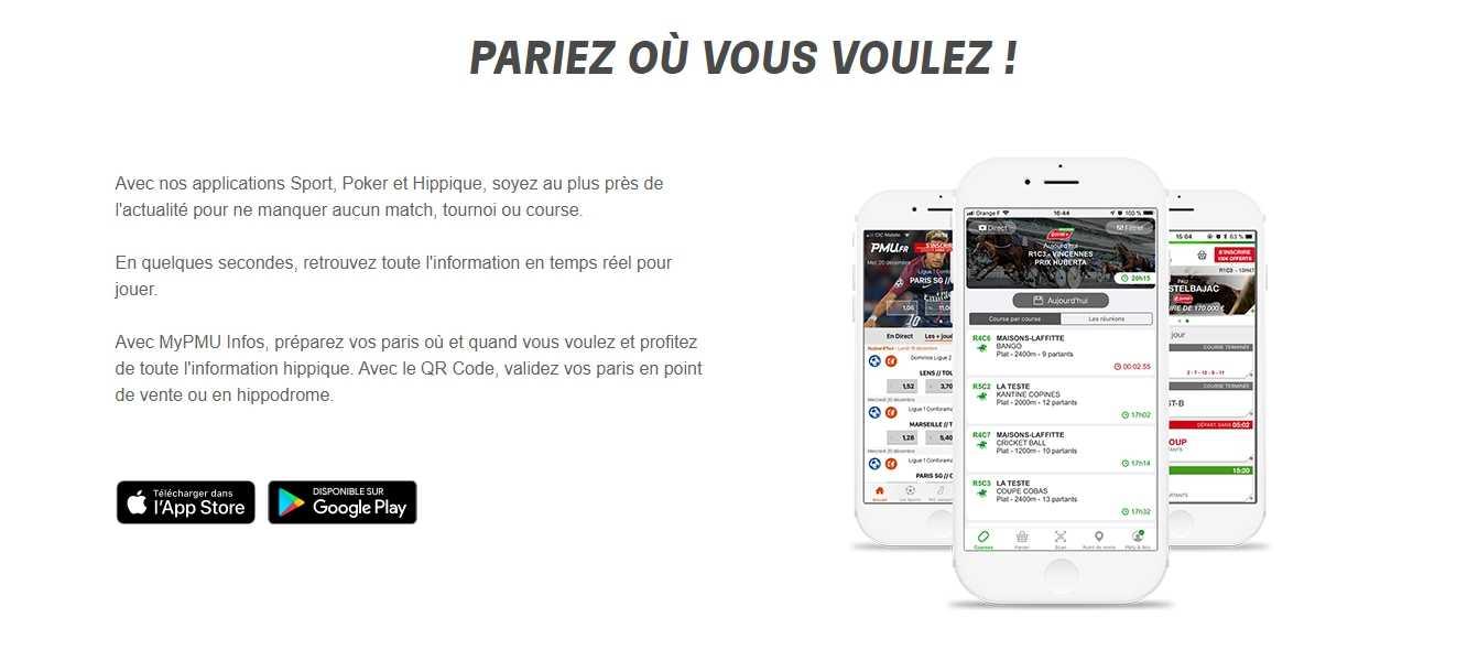 PMU pour Android