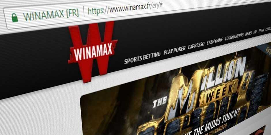 L'application Winamax de poker pour les appareils mobiles