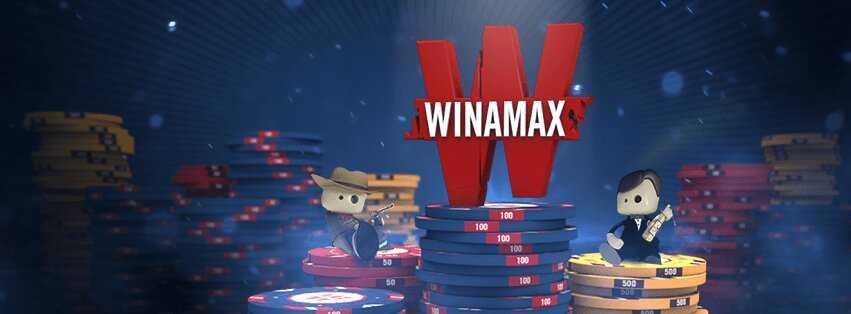 l'application de marque Winamax